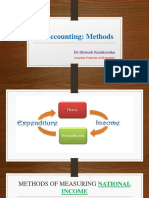 National Income Accounting