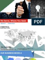 Symmetrical Corporate Profile