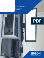 Case Study X-Ray Practice Chooses Epson DiscProducer 4680 322