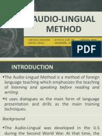 Group 3 Audio Lingual Method Beed 2 2