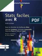 Deboeck Stats Facile Avec R