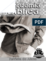 Mordomia Biblica