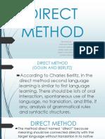 Direct method PPT