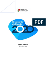Proposta do OE2020