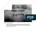 Interpretasi Radiologi Panoramik Gtj