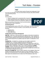 TechNotes - Provision.pdf