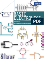 Basic Electronics By Debashis De