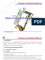 Módulo 02 - Chave Fusível Indicadora