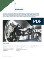 MotionSolve Automotive Brochure