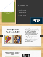 Semejanzas Culturales y Legislaciones en Distintos Países