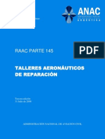 Boletín_Oficial_2.010-11-25-Administración_Nacional_de_Aviación_Civil-Resolución_980_2.010-Anexo_12-RAAC_Parte_145-Talleres_Aeronáuticos_de_Reparación