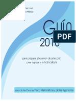 Guia UNAM Area 1 2018.PDF