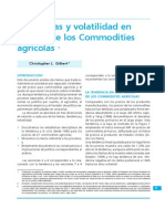 Comodities Agricolas Tendencias