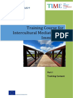 TIME O4 Part I Training Content
