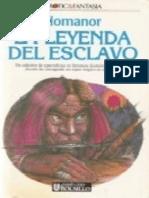 (Leyendas de La Luna Roja 01) La leyenda del esclavo