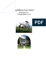 Why Balance Your Home
