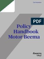 UAE_Motor Beema_Handbook_Eng