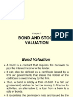Cost of capital and bond and stock valuation.ppt