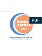 The Complete Guide to Vitiligo Corner 2009