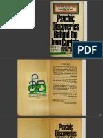Psychic Discoveries Behind the Iron Curtain, Sheila Ostrander & Lynn Schroeder (1970)