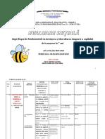 Evaluare Initiala-tabel-Competențe Dezvoltate În Grădiniță