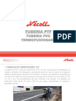 Nicoll - Tuberia PTF (Tecnico)