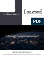 Tech Weirdo Profile