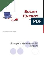 06. Solar Energy (Part 2)