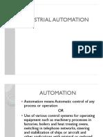 Industrail automation
