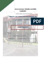cartaboneo informe Nº1