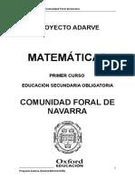 programacion_matematicas_1ESO_comforalnavarra.doc