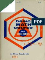 Henry Jacobowitz - Basic Math Course for Electronics-McGraw-Hill _ TAB Electronics (1963).pdf