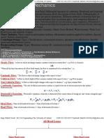 Advance Fluid Mechanics Lectures 1-2