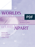 (Rhetoric, Knowledge, and Society Series) Patrick Dias, Aviva Freedman, Peter Medway, Anthony Par - Worlds Apart_ Acting and Writing in Academic and Workplace Contexts-Routledge (1999).pdf