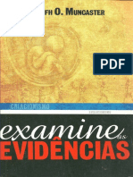 Examine as Evidências - Ralfh O
