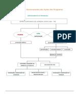 Fluxograma de Gerenciamento Das Ações Dos Programas i