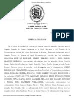 Comparto 'sent tsj proc civ 307126-RC.000397-14819-2019-19-065' con usted