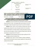 2Nd Amendment Resolutions