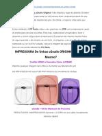 → Impressora de Unhas o2nails Manual PDF Baixar, É Fraude? [NÃO Invista Sem ANTES Ver ISSO]