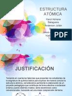 ESTRUCTURA ATÓMICA (2)