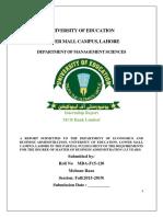 MCB Internship 2019