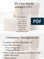Lums Case Study Packages