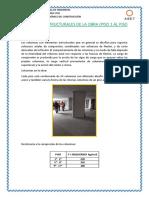 Características Generales de Piso 1 Al 17