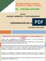 ECOAPLICADA -Contaminacion