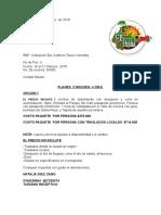 JUAN CARLOS 3 PAX
