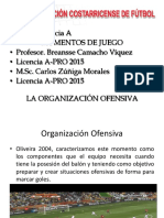 Organización defensiva