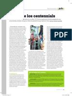 La red de los centennials - Revista BRANDO