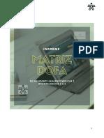matriz dofa