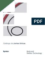 08 Epidor Seals and Rubber Technology Catalogo Juntas Toricas