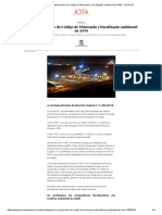 Novo Regulamento Do Código de Mineração e Fiscalização Ambiental Da ANM _ JOTA